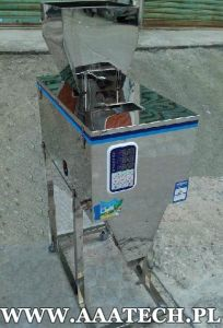 Weight dispenser packing machine 50-2500g